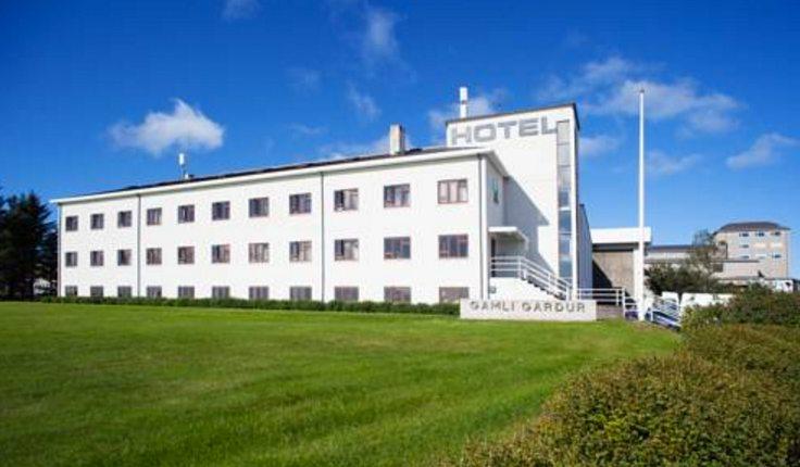 Fosshotel Gardur Iceland