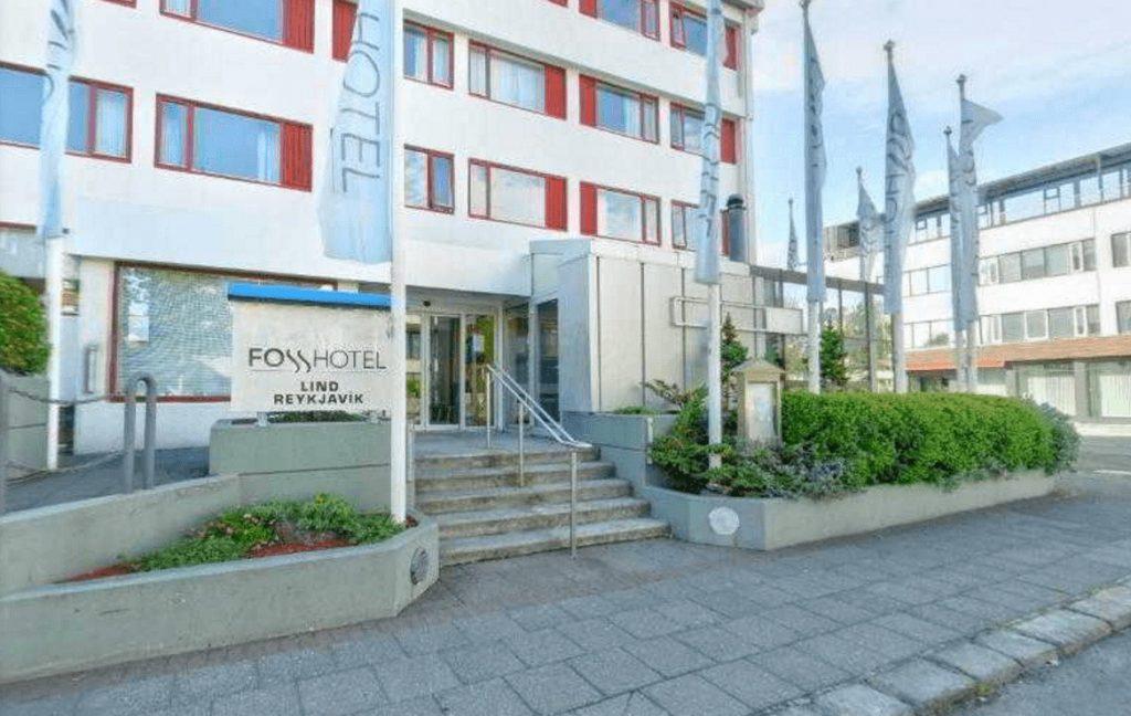 Fosshotel Lind Reykjavik Iceland