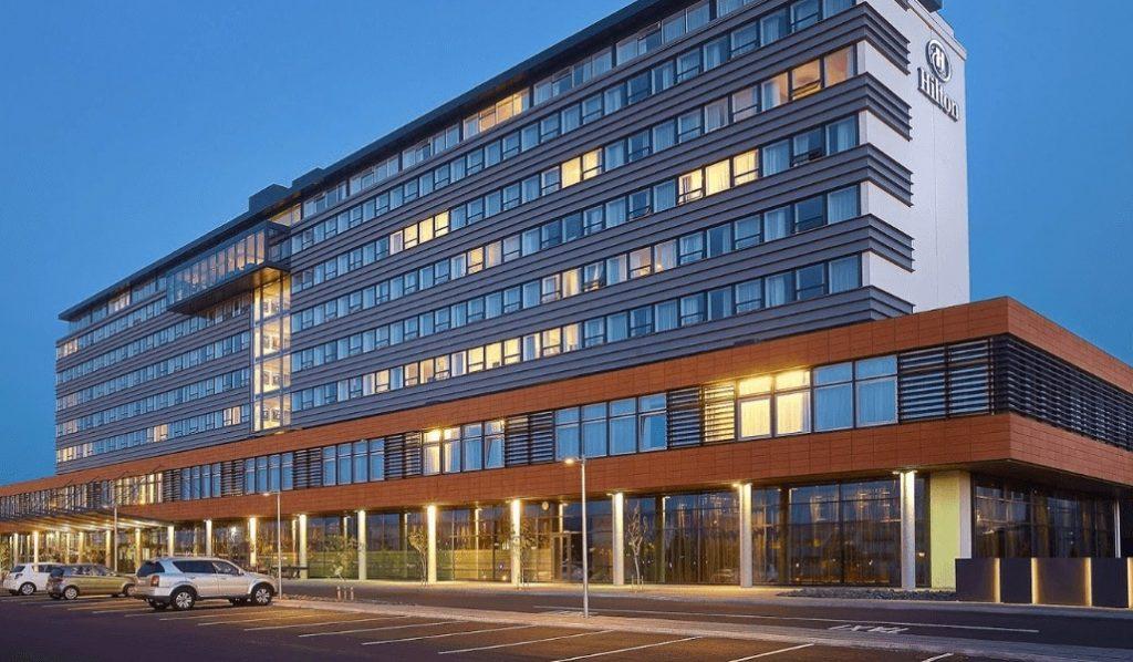 Hilton Reykjavik Nordica Iceland