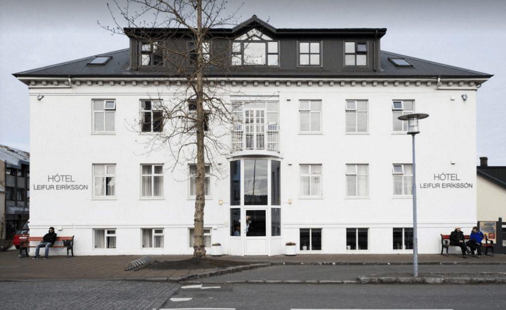 Hotel Leifur Eiriksson Reykjavik Iceland