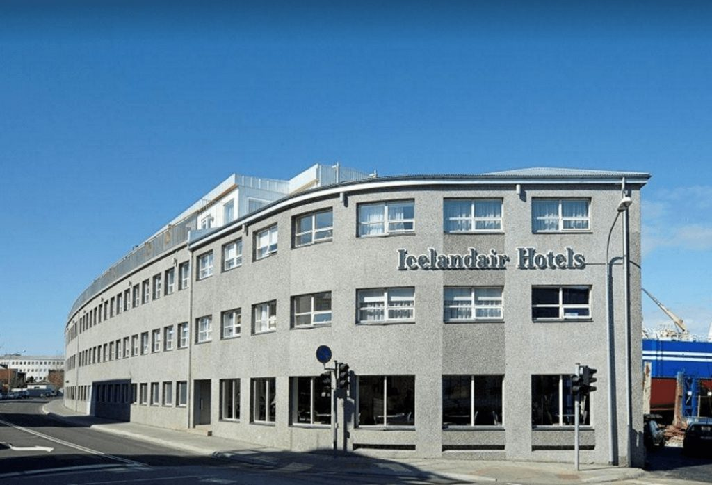 Hotel Marina Icelandair Reykjavik Iceland