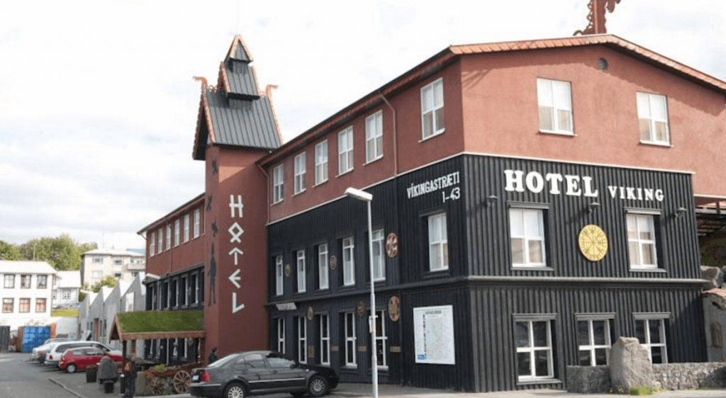 Hotel Viking Hafnarfjordur Iceland