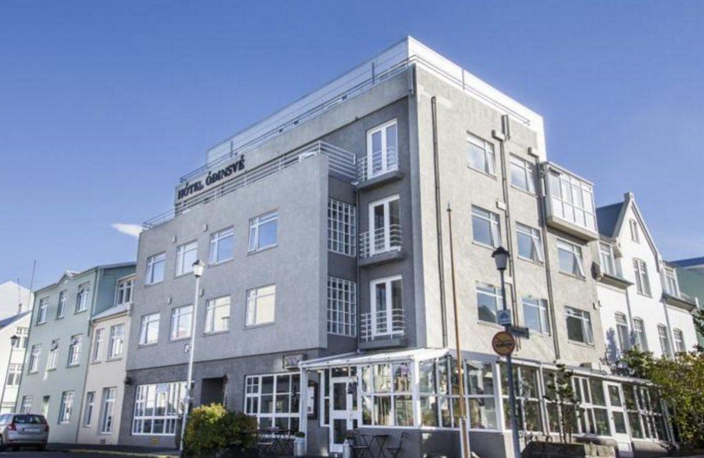 Hotel odinsve Reykjavik Iceland