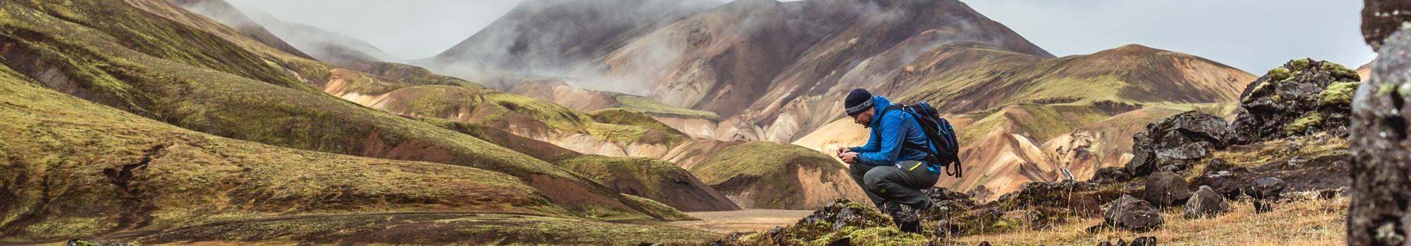 Landmannalaugar geothermal wonderland