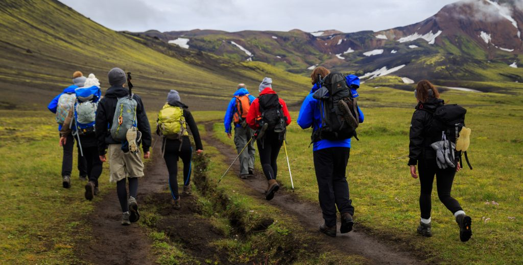 How to dress for hiking in Iceland