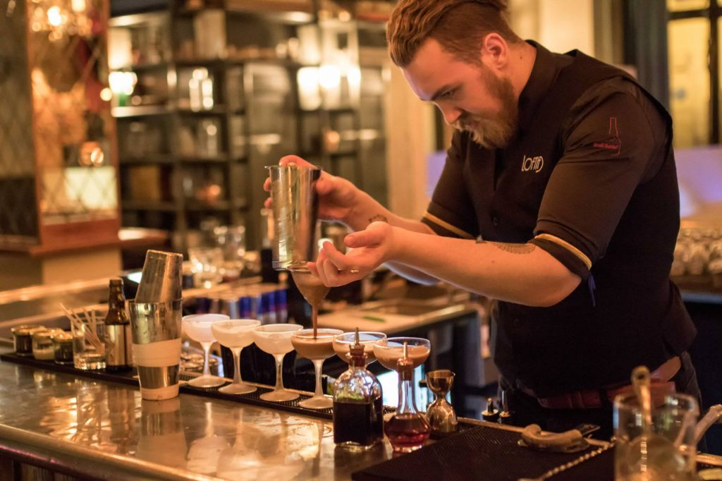 The best bartenders on the Reykjavik bar crawl