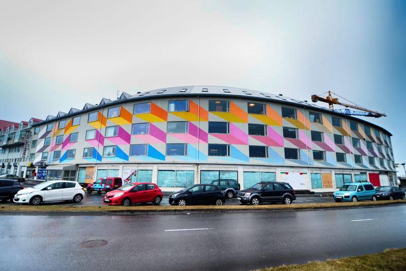 Bazzar Oddsson Hostel Iceland
