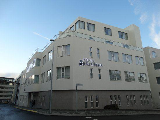 Hotel Klettur Iceland