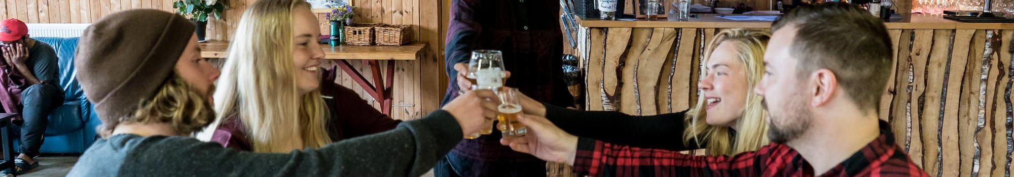 Icelandic beer tasting in Drumbo