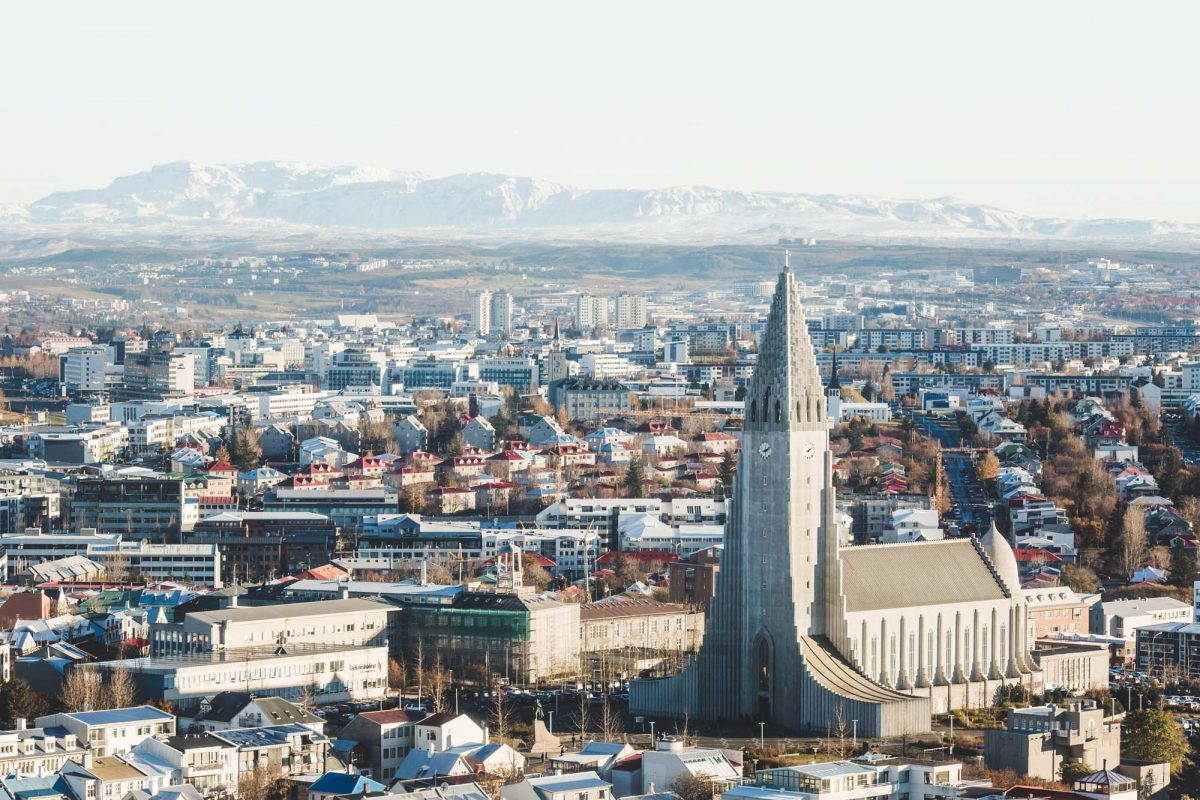 hallgrimskirkja-church-helicopter-tour