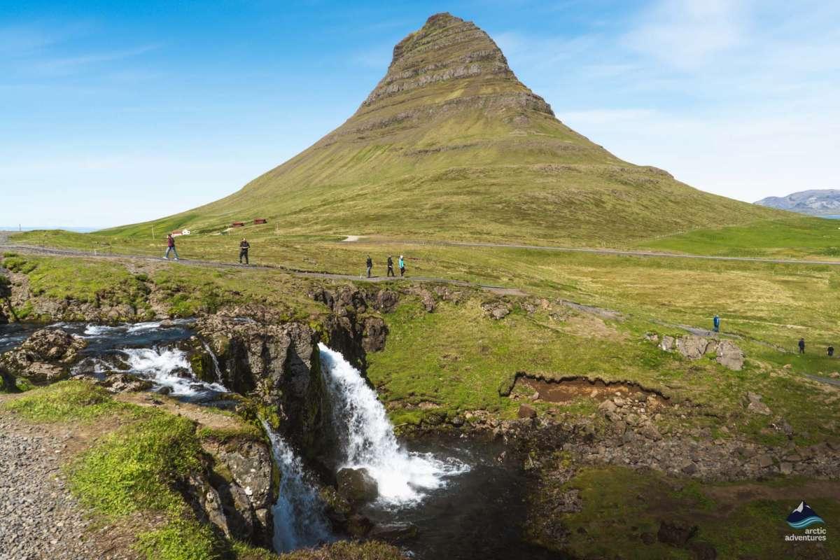 Mt Kirkjufell, Snaefellsnes peninsula, Iceland