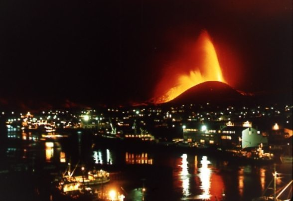 island on fire the extraordinary story of a forgotten volcano that covered a continent in darkness
