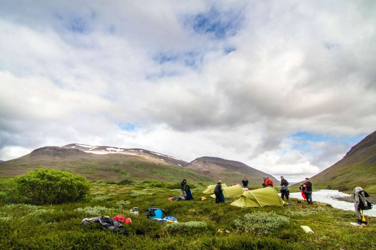 Viking Rafting 3 day river expedition Iceland