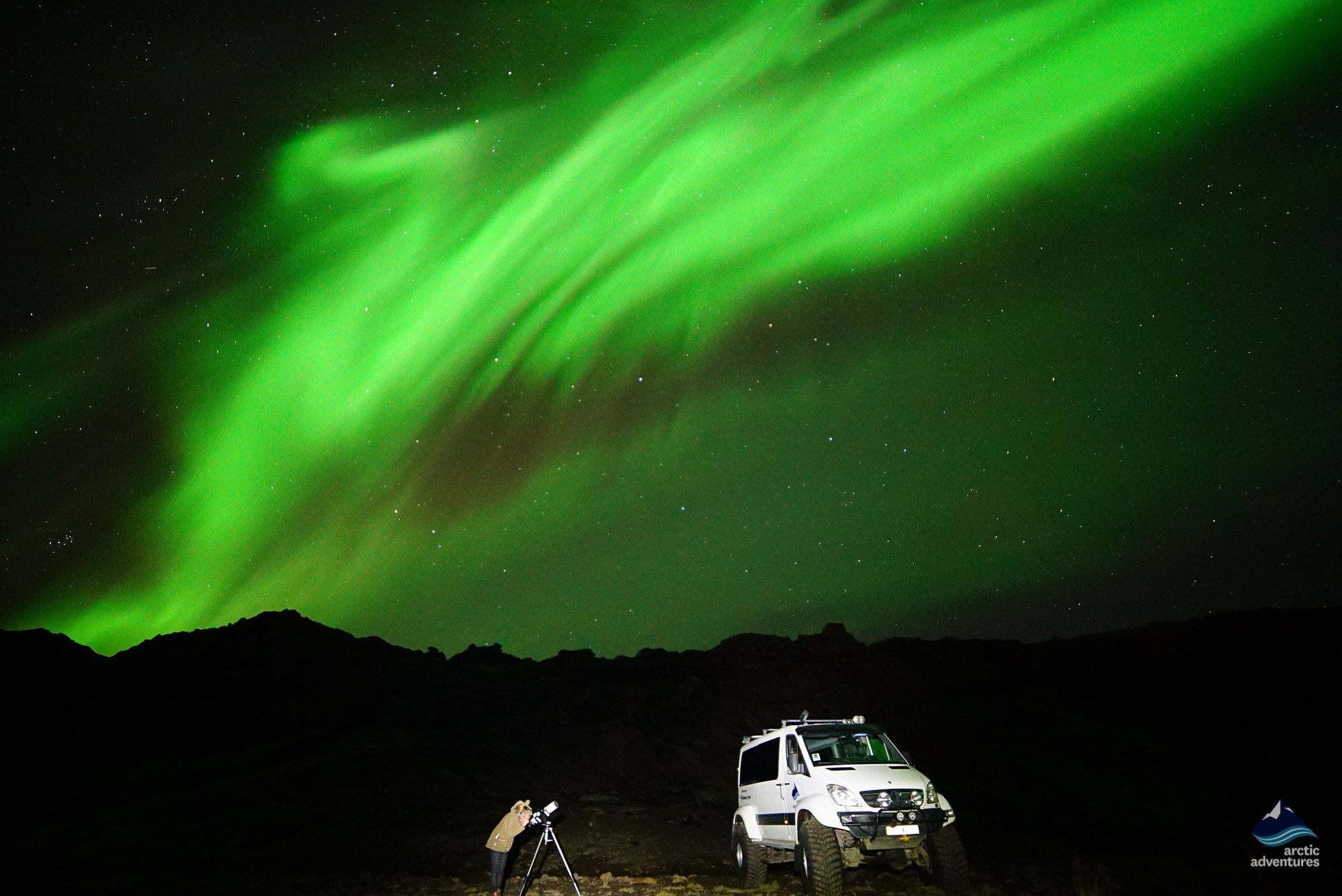 Super Jeep Northern Lights Tours In Iceland
