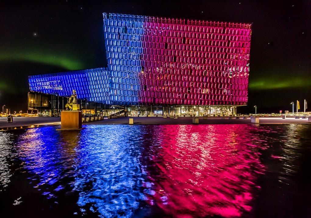 Harpa-Musical-Center-Reykjavik-Iceland