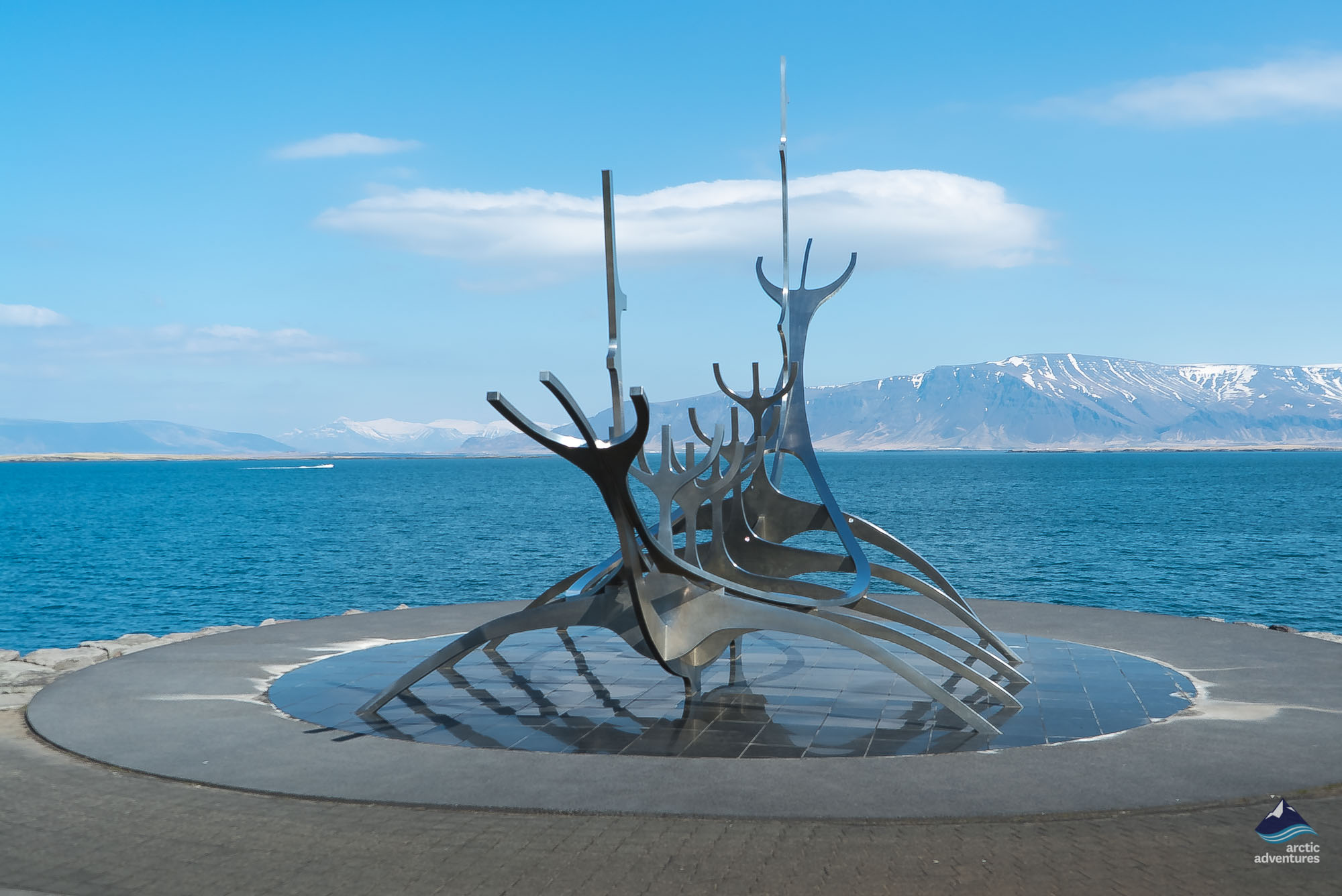 Sun Voyager in Reykjavík