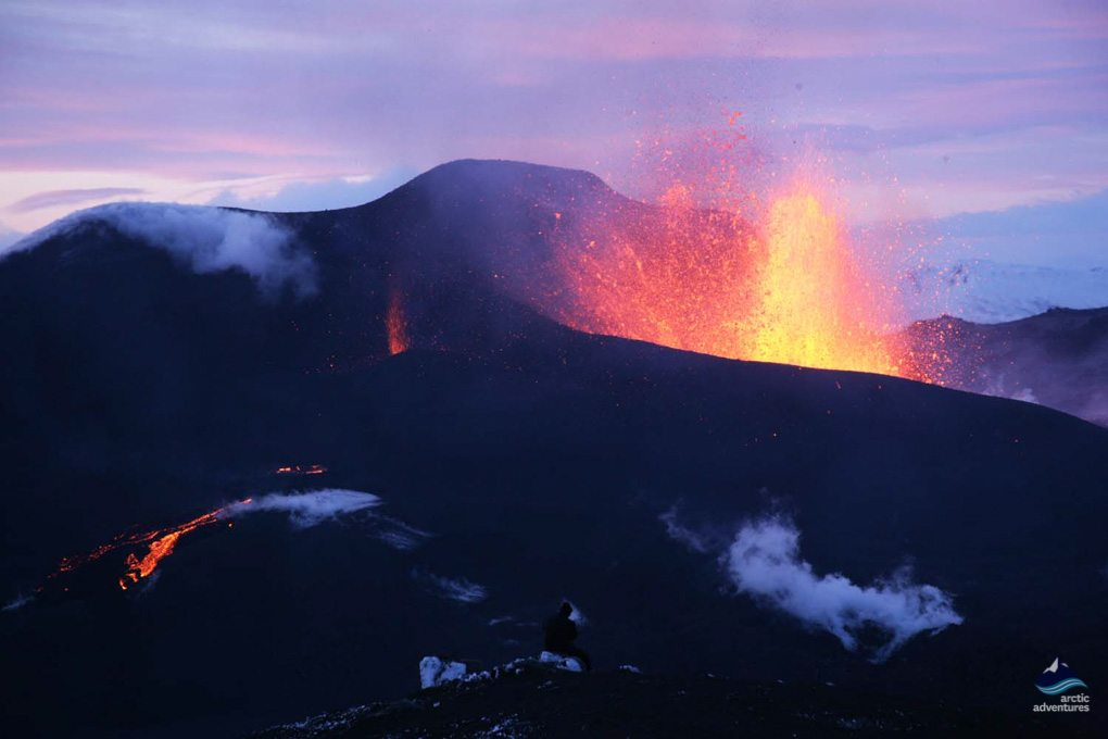 Fimmvorduhals eruption