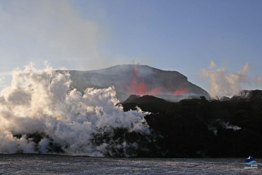 Eyjafjallajokull eruption started on Fimmvorduhals