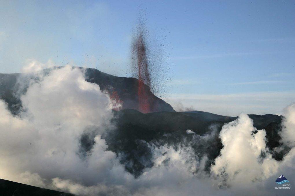Eyjafjallajokull eruption started in Fimmvorduhals