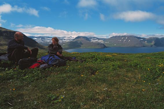 Hornstrandir Hiking