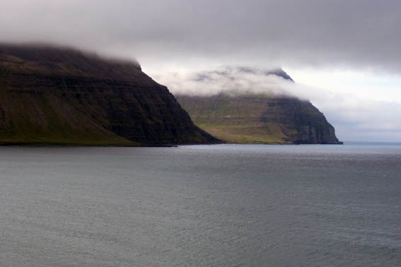 The stunning Westfjords