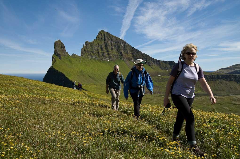 Lost Fjords , The Westfjords Iceland