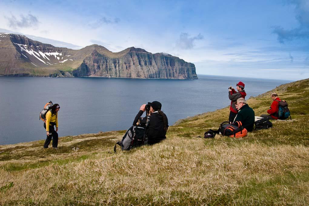 Westfjords Hiking paradise Icel