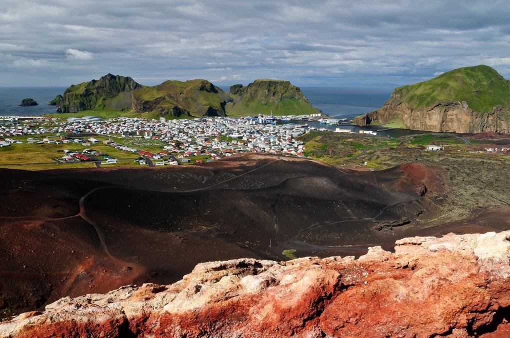 Vestmannaeyjar Islands