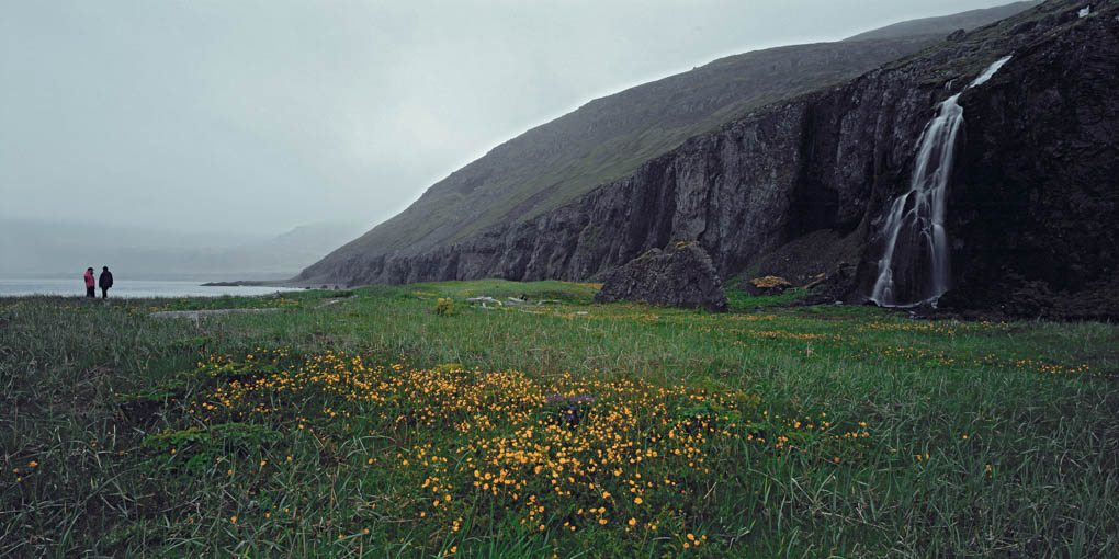 Westfjords Iceland hiking paradise