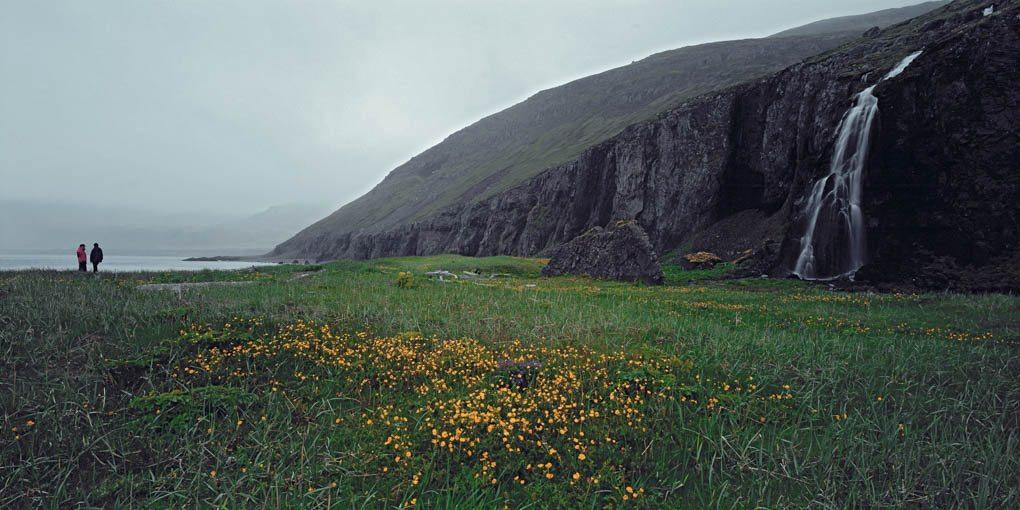 Westfjords Iceland hiking paradise