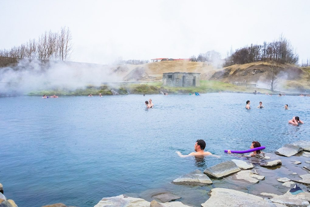 The Gamla Laugin or Secret Lagoon