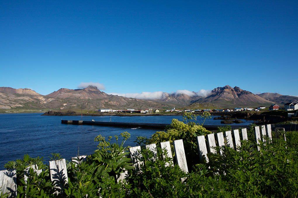 Borgarfjordur Eystri Iceland