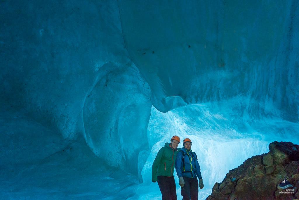 Into the Glacier Tour in Skaftafell