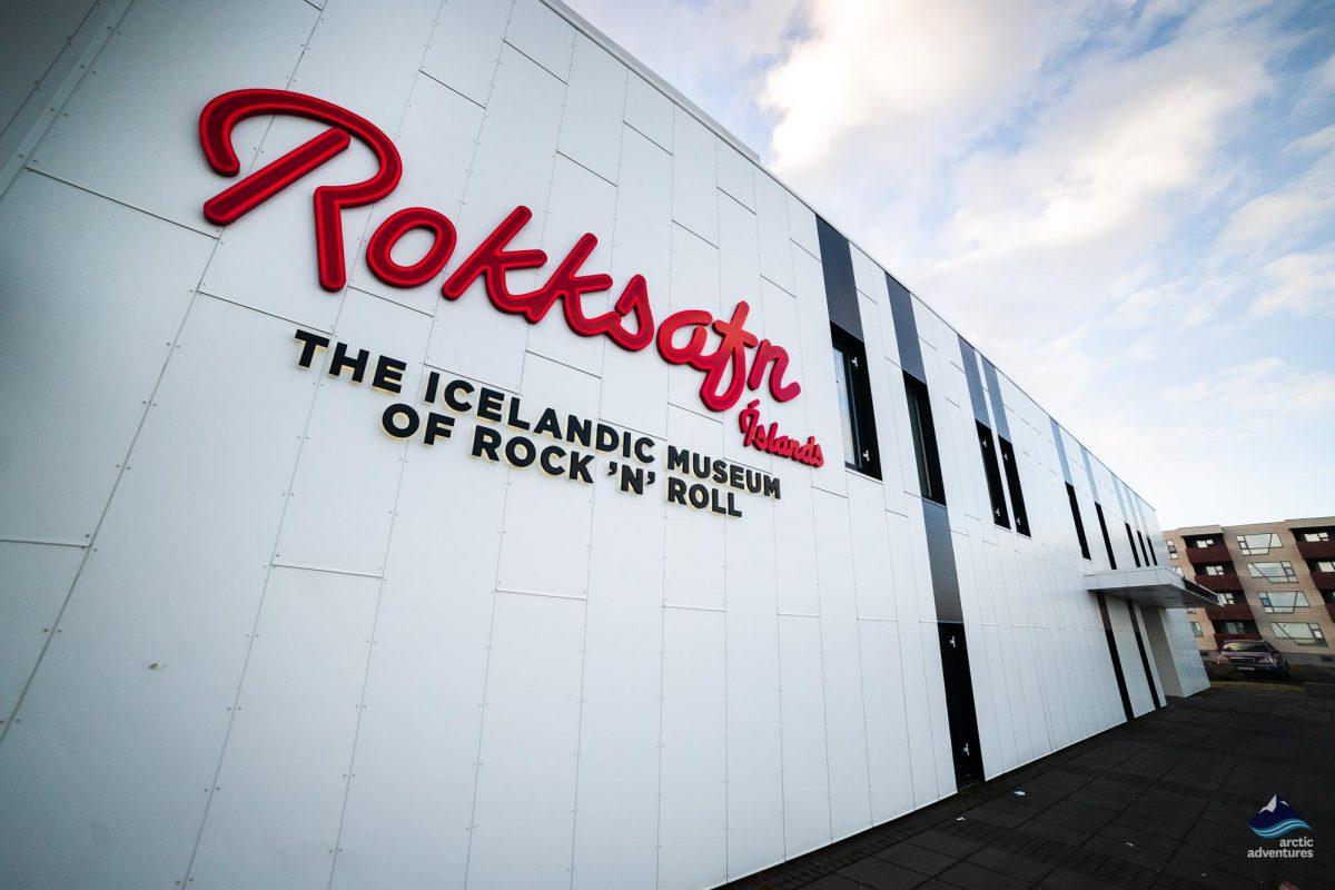 Rock n Roll Museum Keflavik Iceland