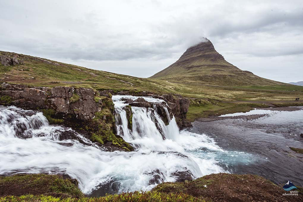 Kirkjufell mountain on Snaefellsnes