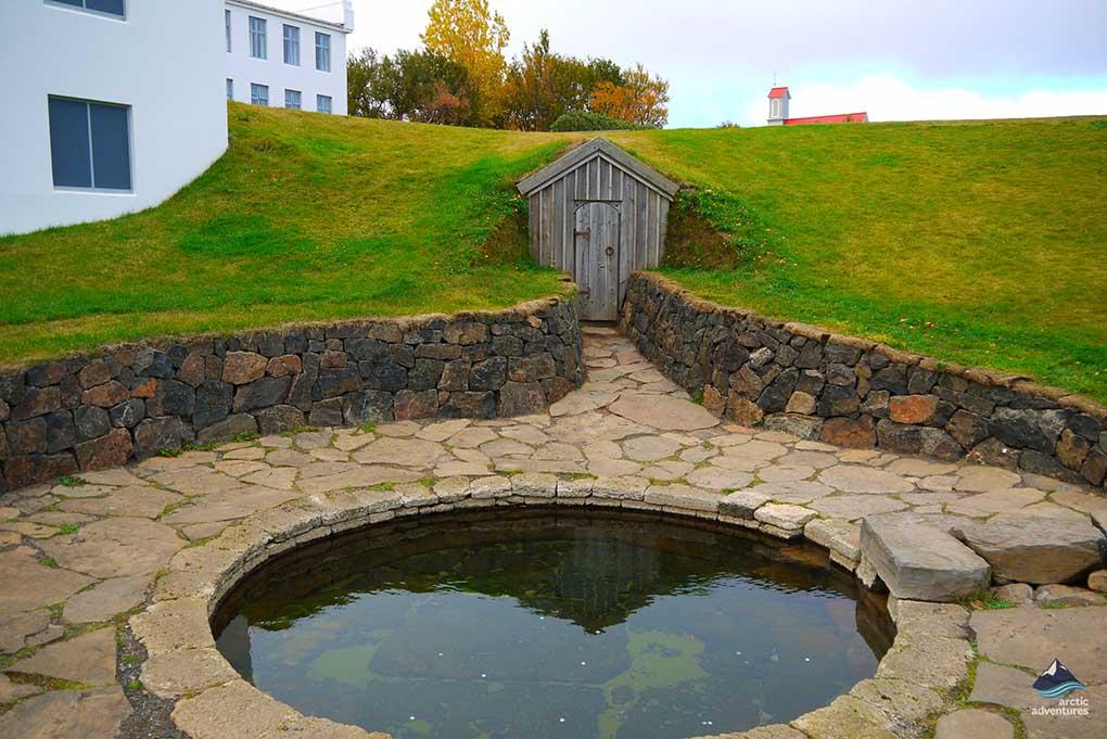 Reykholt in Borgarfjordur