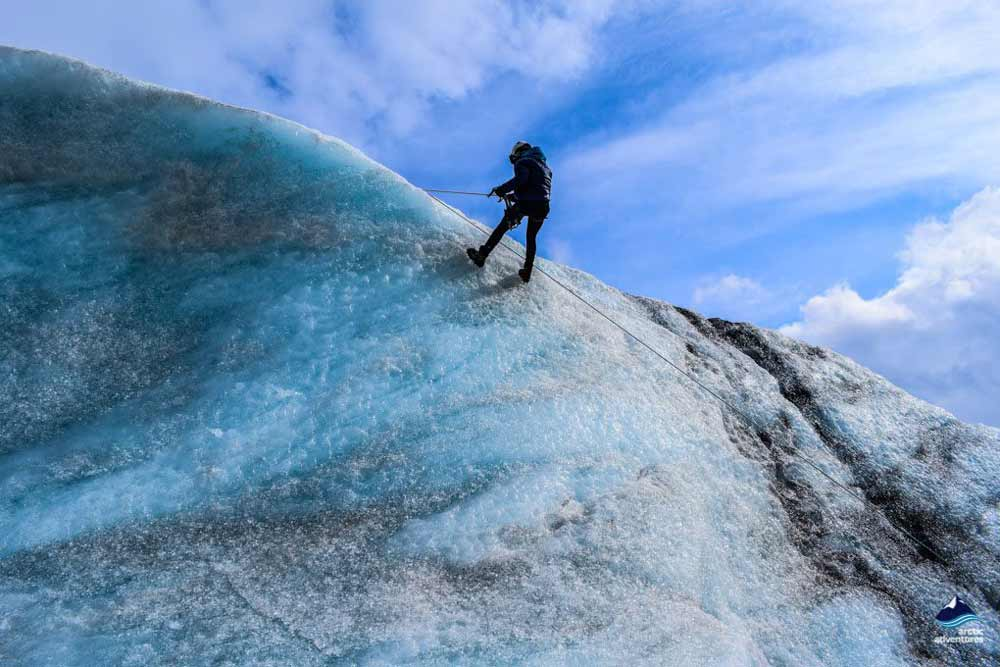 Glacier Climbing Day Tour in Iceland