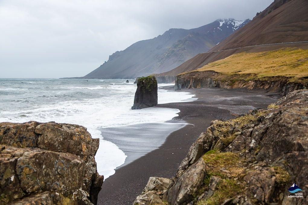 Stunning Ocean views in Iceland