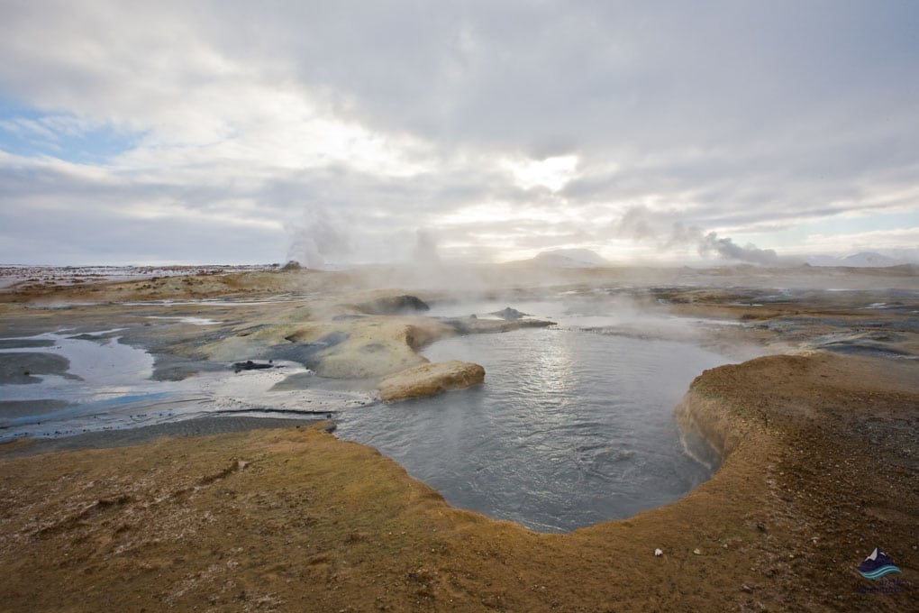 Myvatn Area in North Iceland