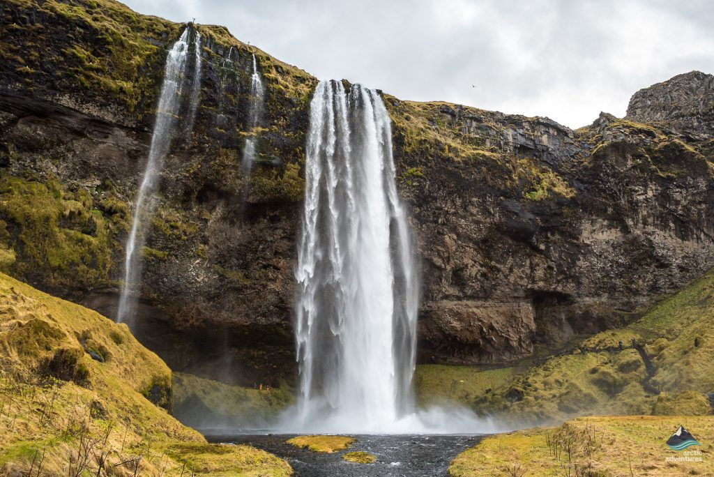 Seljalandsforss-Wasserfall in Südisland