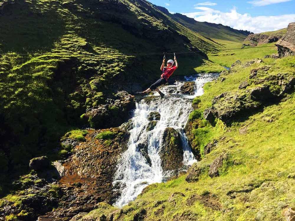 Top Tour in Icelandic Nature