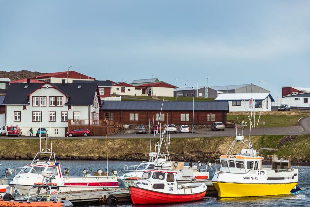 Djupivogur Harbour East Iceland