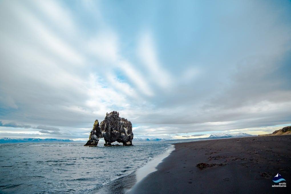 Hvitserkur Rhino Rock North Iceland