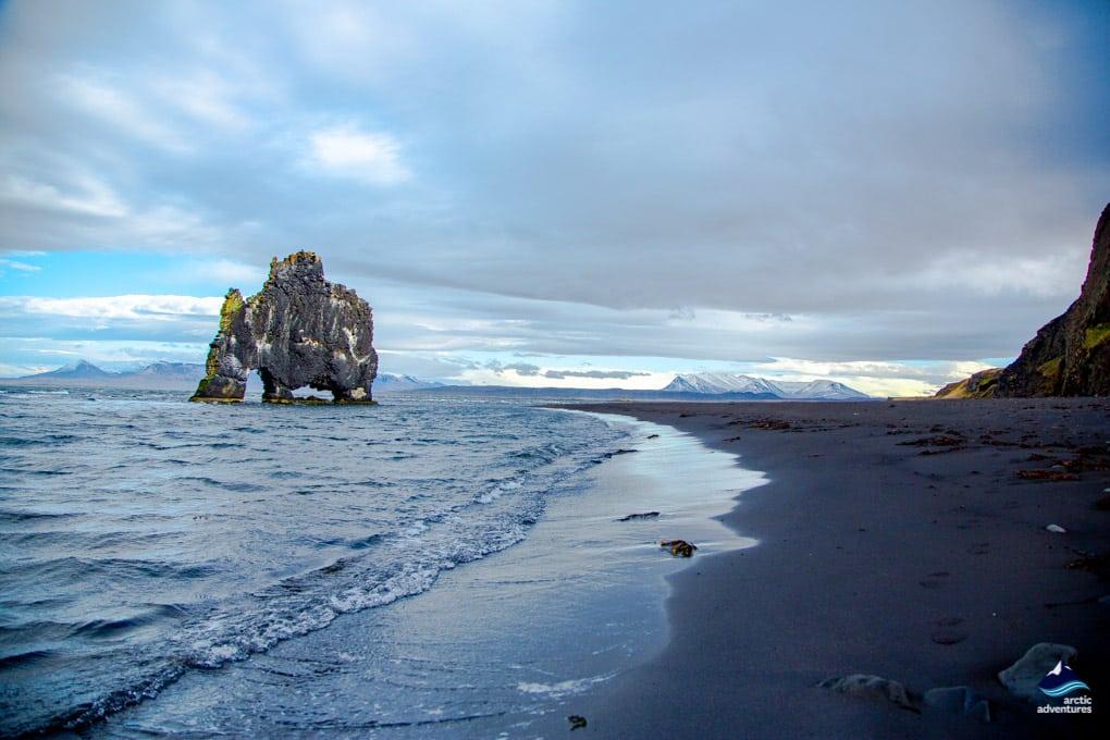 Hvitserkur Northern Iceland