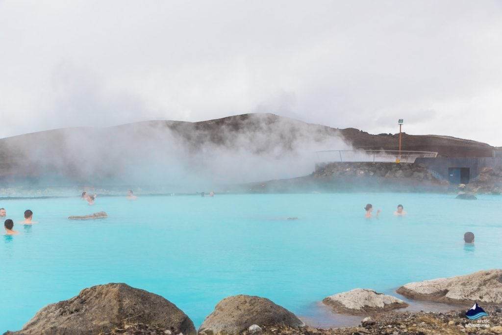 myvatn baths, blue lagoon of the north