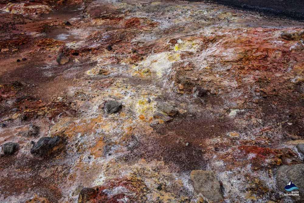 Seltun Geothermal Area