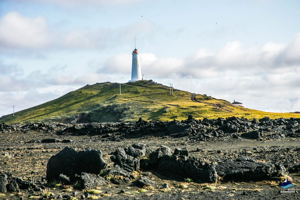 Reykjanes Light House