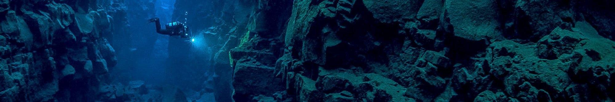 Plongée à Silfra Islande