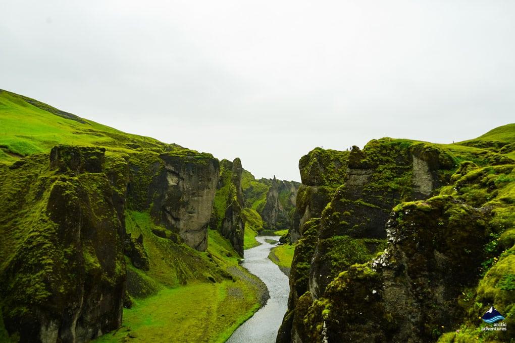 Fjadrargljufur in Iceland