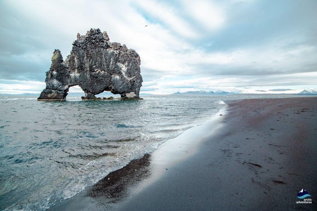 Dragon Rock Iceland